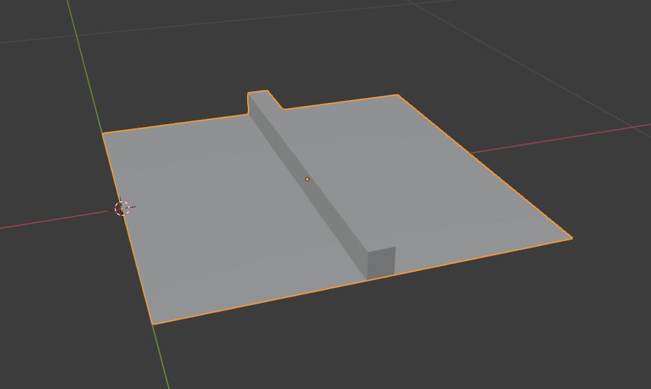 Polygon model for conveyor belt