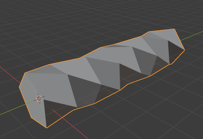 Base cylinder for the geometry nodes